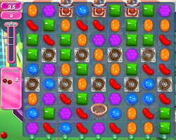 Reality level 422 (with toffee tornado)