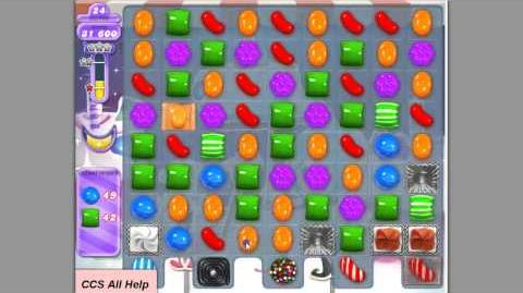 Candy Crush DREAMWORLD Level 365 3*