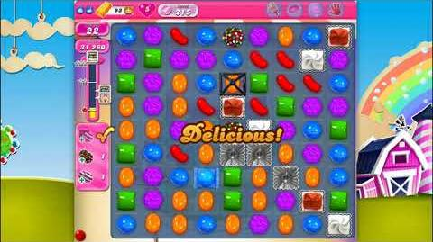 Candy Crush Saga - Level 215 - No boosters