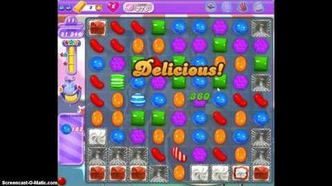 Candy Crush Saga Dreamworld 276 Walkthrough No Booster