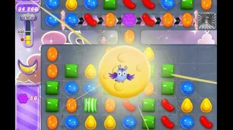 Candy Crush Saga Dreamworld Level 572 (No booster, 3 Stars)