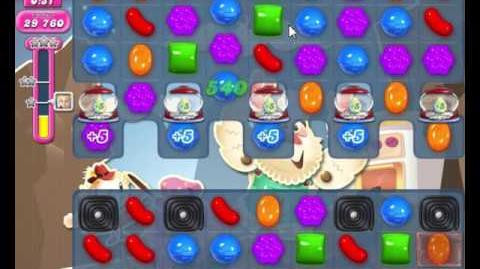 Candy Crush Saga LEVEL 2163 NO BOOSTERS (45 seconds)