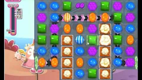 Candy Crush Saga Level 1281 NO BOOSTER(Newest Version)