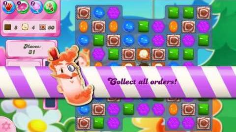 Candy Crush Saga Level 2494