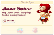 Candy Quests Booster Explorer