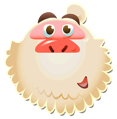Mr. Yeti emoticon