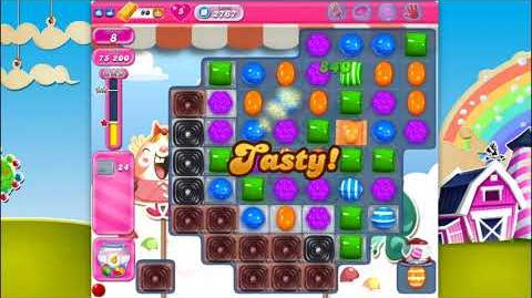 Candy Crush Saga - Level 2767 - No boosters ☆☆☆