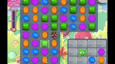 Candy Crush Saga - Level 632 - No Boosters