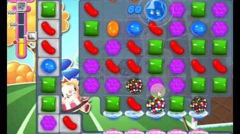 Candy Crush Saga LEVEL 1445 new version (18 moves)