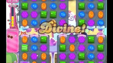 Candy Crush Saga Level 1261