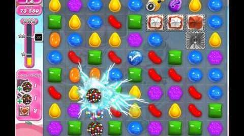 Candy Crush Saga Level 1623 (No booster)