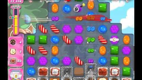 Candy Crush Saga Level 1672 - NO BOOSTERS
