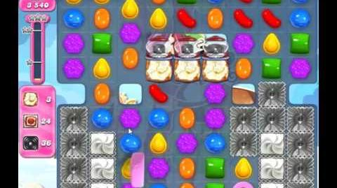 Candy Crush Saga Level 1807 - NO BOOSTERS