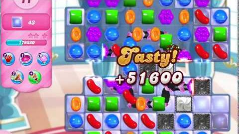 Candy Crush Saga Level 2979 NO BOOSTERS (fourth version)
