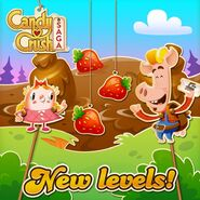 New levels released 177 2