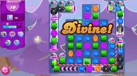 Candy Crush Saga - Level 4734 - No boosters ☆☆☆ HARD