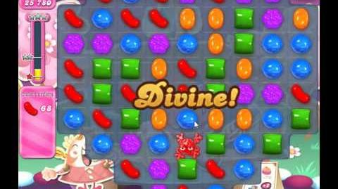 Candy Crush Saga Level 1186
