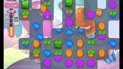 Candy Crush Saga Level 1525 Hard Level NO BOOSTER (3 Stars)
