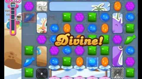 Candy Crush Saga Level 1640 NO BOOSTER (2nd Version + 3 Stars)