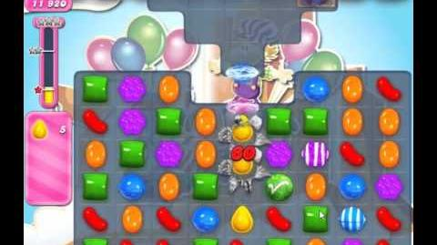 Candy Crush Saga Level 1709 - NO BOOSTERS