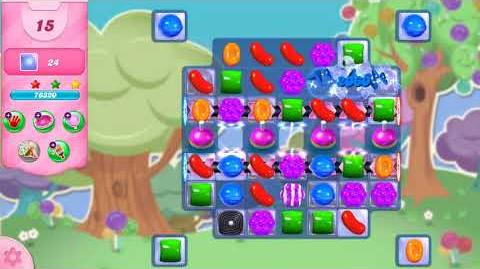 Candy Crush Saga Level 3055 NO BOOSTERS