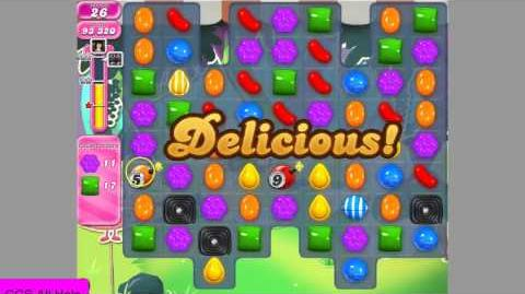 Candy Crush Saga level 969 No Boosters