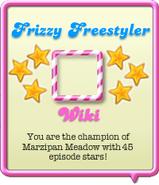 Frizzy Freestyler