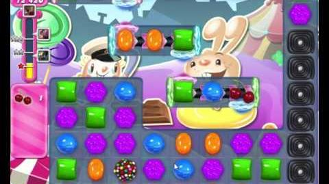Candy Crush Saga LEVEL 2028 NO BOOSTERS (18 moves)