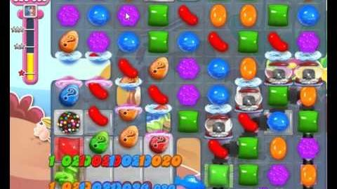 Candy Crush Saga Level 1288 NO BOOSTER (Newest Version)
