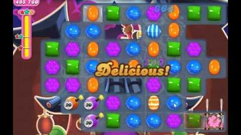 Candy Crush Saga Level 1485