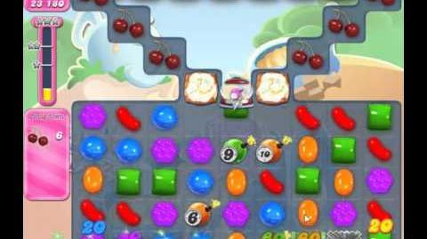 Candy Crush Saga Level 1600