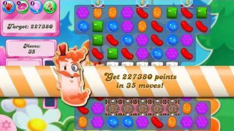 Candy Crush Saga Level 2490