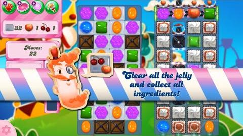 Candy Crush Saga Level 2665 NO BOOSTERS