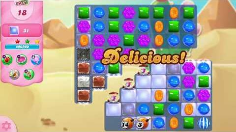 Candy Crush Saga Level 3031 NO BOOSTERS