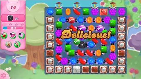 Candy Crush Saga Level 3065 NO BOOSTERS