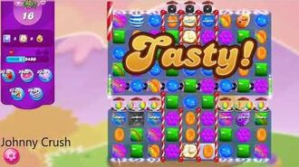 Candy Crush Saga Level 6195 NO BOOSTERS (second version)