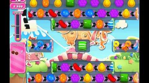 Candy Crush Saga Level 734 (No boosters)