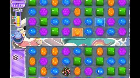 Candy Crush Saga Dreamworld Level 134 No Booster 3 Stars