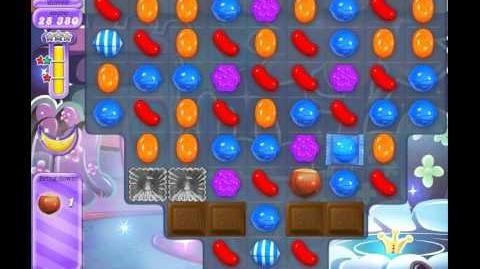 Candy Crush Saga Dreamworld Level 645 (No booster, 3 Stars)