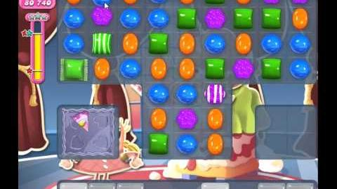 Candy Crush Saga Level 1115 - PASTRY PALACE FINISHED -Pastry Palace