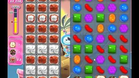 Candy Crush Saga Level 1537