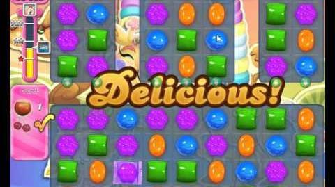 Candy Crush Saga Level 1561 NO BOOSTER (2nd Version)