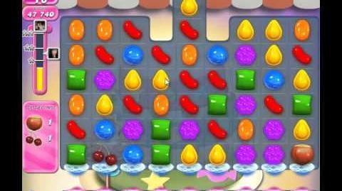 Candy Crush Saga Level 214 Walkthrough