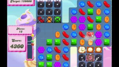 Candy Crush Saga Level 2774 NO BOOSTERS (22 moves)