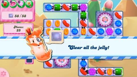 Candy Crush Saga Level 2853 NO BOOSTERS