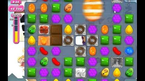 Candy Crush Saga Level 698