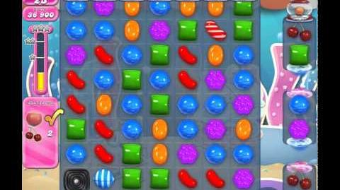 Candy Crush Saga Level 928 (No booster, 3 Stars)