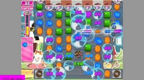Candy crush Saga Level 666 NEW No Boosters