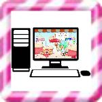 Desktop Features Frame