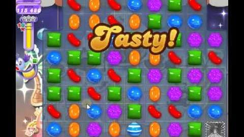 How to beat Candy Crush Saga Dreamworld Level 114 - 3 Stars - No Boosters - 144,400pts